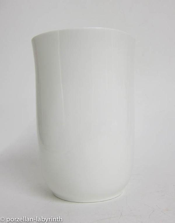 wei e porzellan vase hutschenreuther bone china ebay. Black Bedroom Furniture Sets. Home Design Ideas